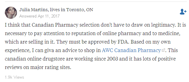 Best Online Canadian Pharmacy