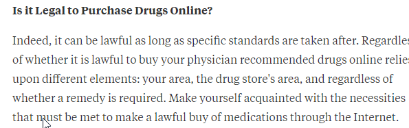 Prescription Meds Online