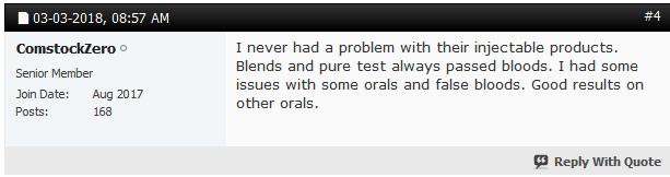 Eroids Pharmacom Store Reviews