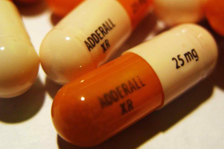 Adderall XR 25 mg