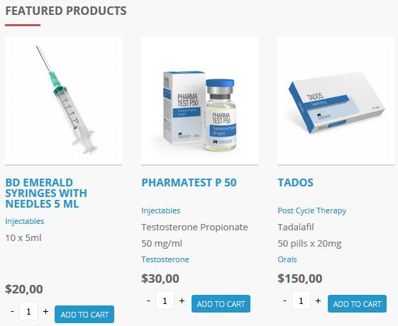 Copy of 792 Pharmacom Store