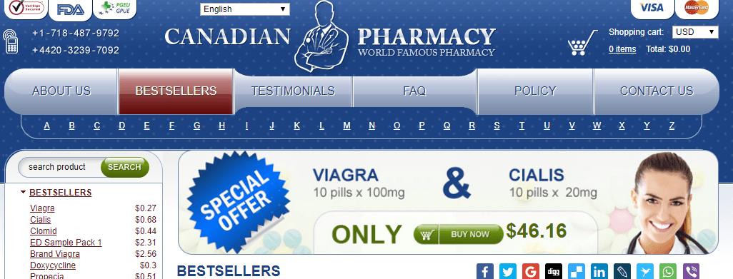 Online Pills Pharmacy