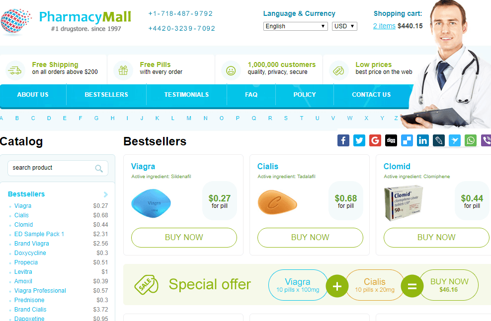 Meds Pharmacy Online