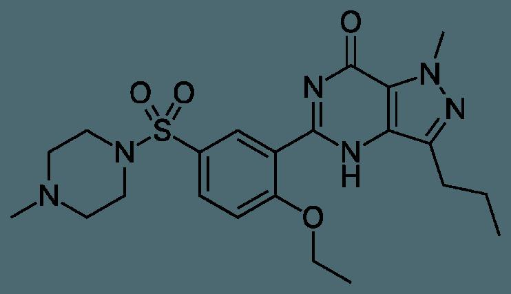 Sildenafil Chemical Name
