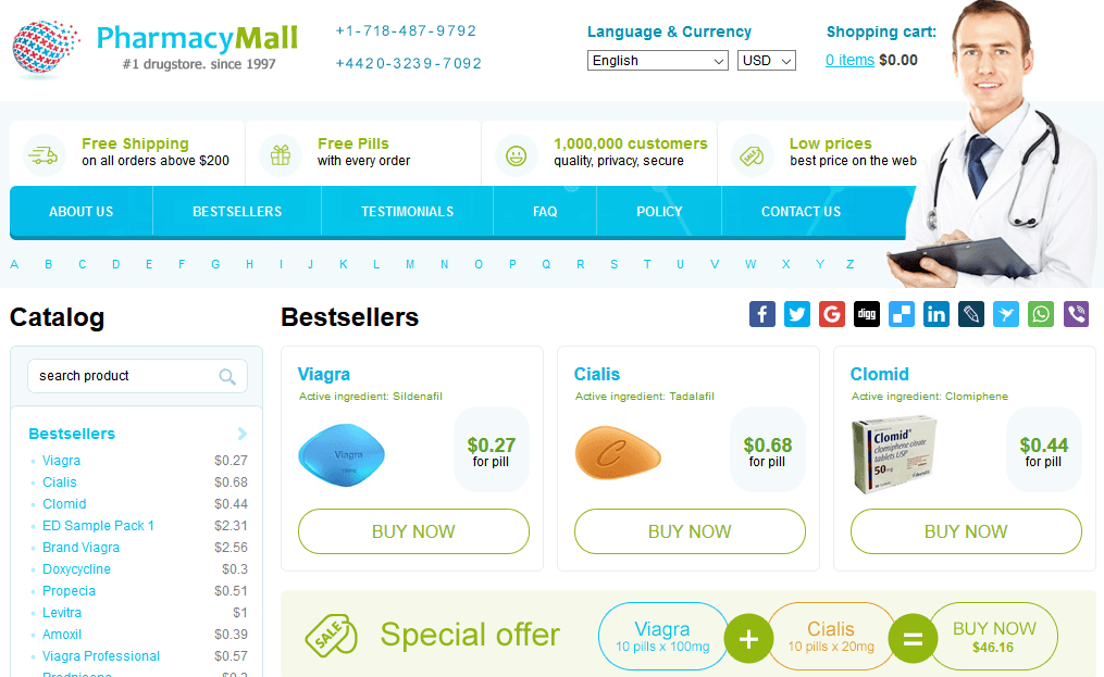Cheap Rx Pharmacy – A Reliable Web Drugstore