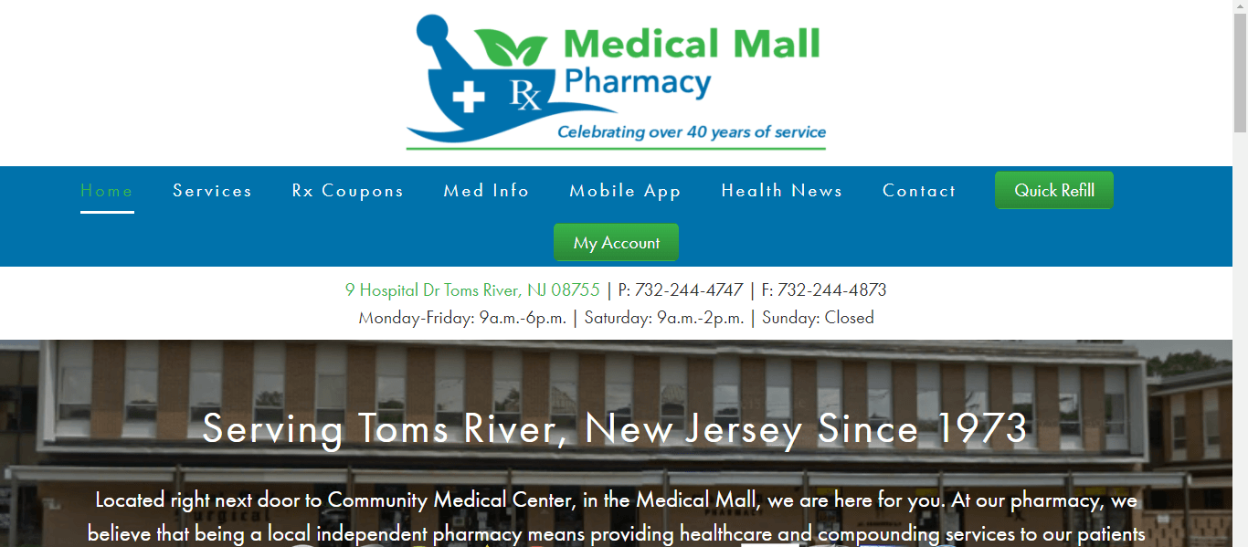Medical Mall Pharmacy