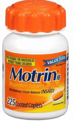 Alka Seltzer, Advil, and Motrin Images