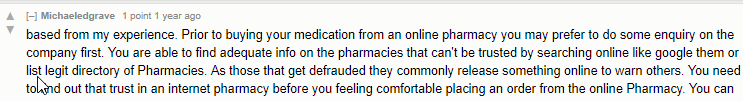 Legit Meds Pharmacy Online