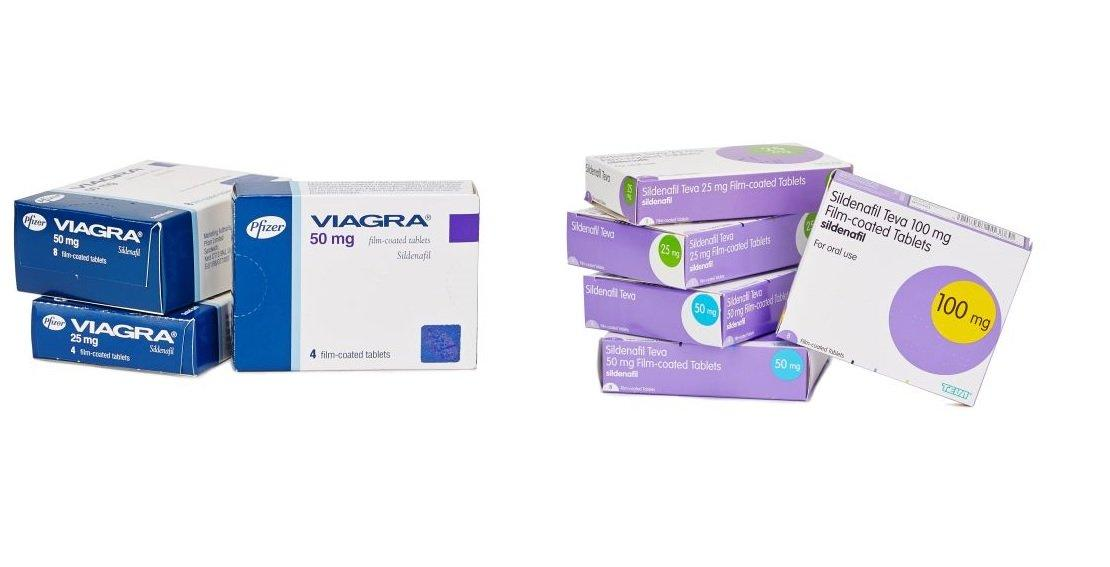 Can the Generic Brand Step up to Viagra?