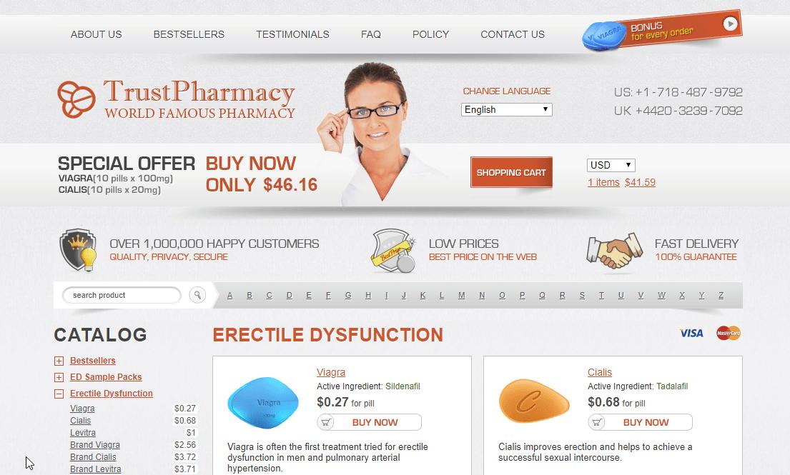Trust Pharmacy Canada