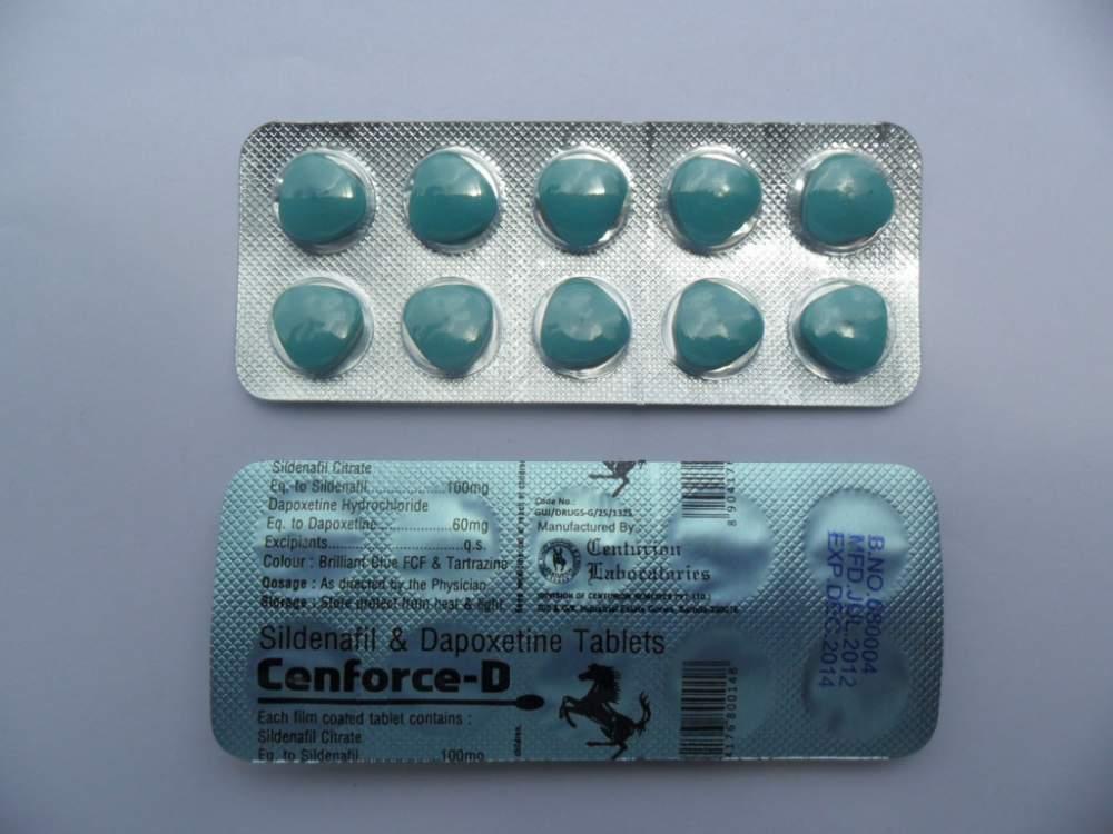 Cenforce D by Centurion Laboratories