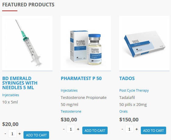 Pharmacom Store - Health resolution
