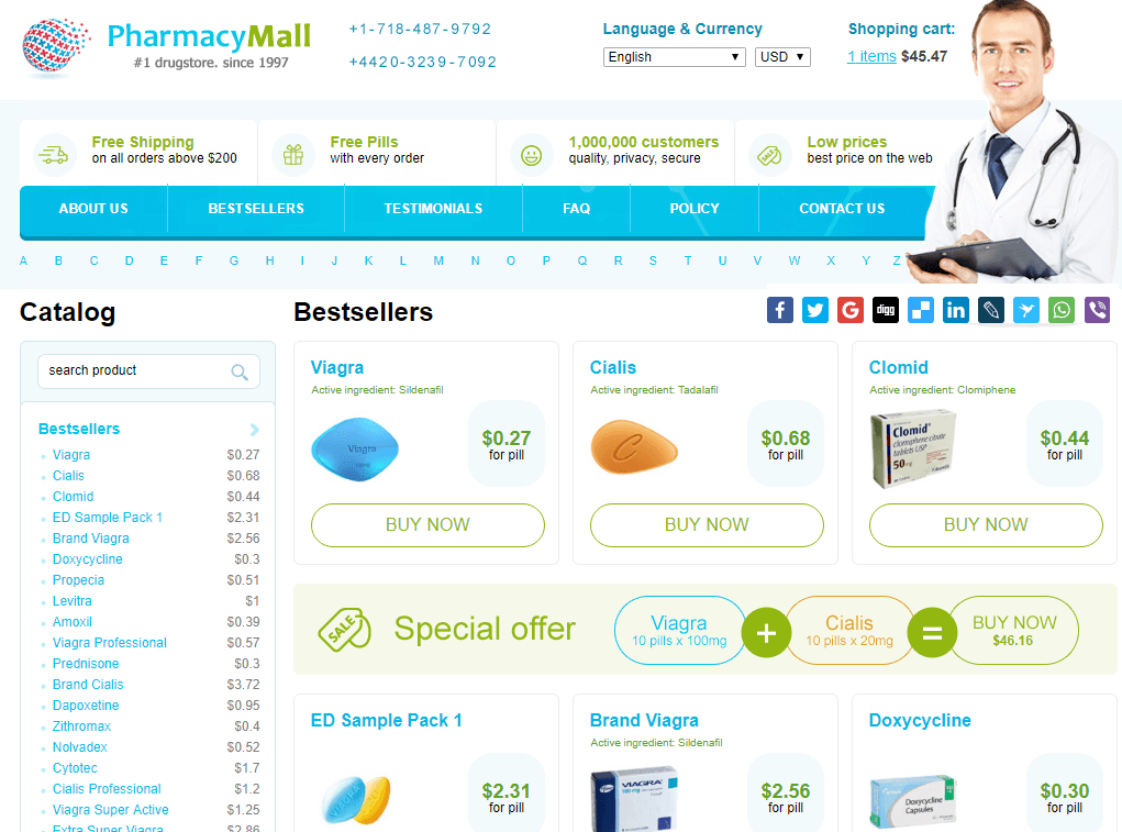 Legitimate Canadian Pharmacy Online