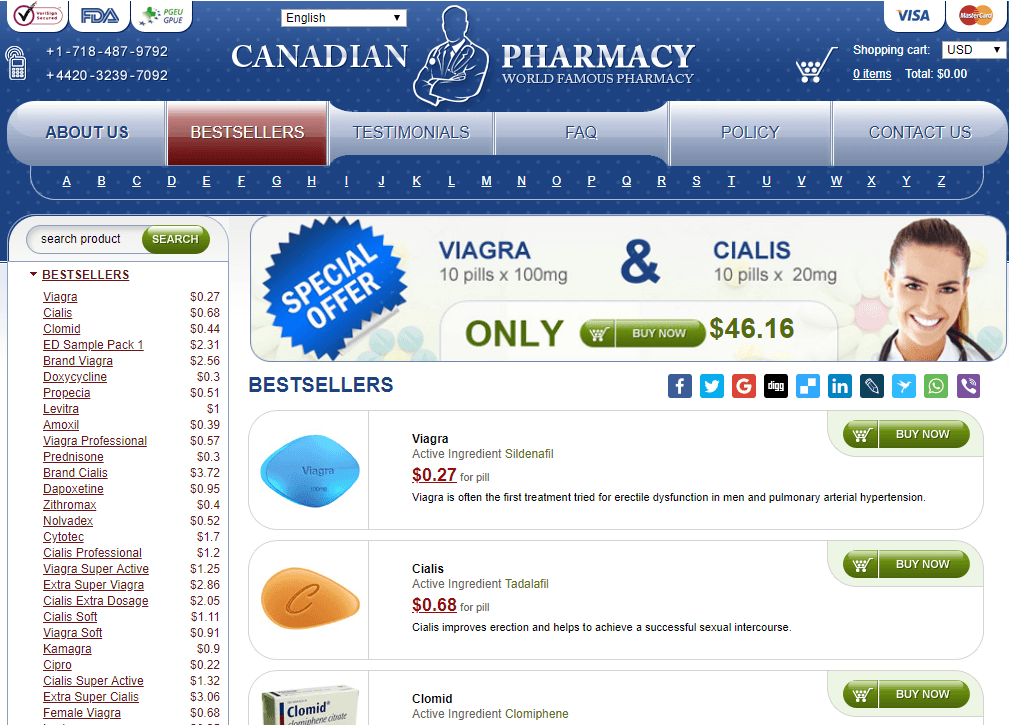Candian Pharmacy